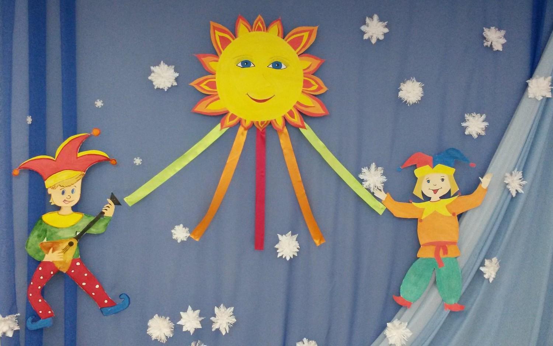знакомим детей с временами года в детском саду